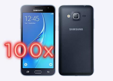 Soutěž o smartphone Samsung
