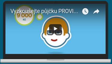 reklama Provident Start